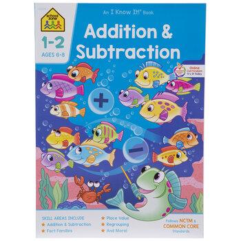 Addition & Subtraction Workbook