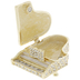 Piano With Heart Jewelry Box