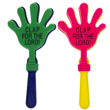 Clap For The Lord Hand Clappers