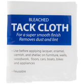 Bleached Tack Cloth