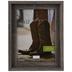 Gray Rustic Barnwood Wall Frame - 9