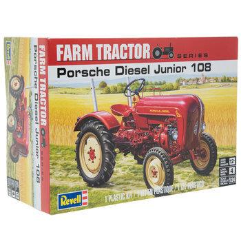 Porsche Diesel Junior 108 Model Kit