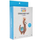 Llama Crochet Kit