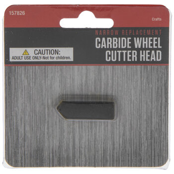 Carbide Wheel Cutter Head