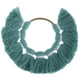 Tassel Semi-Circle Napkin Ring