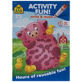 Activity Fun Workbook