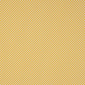 Yellow Spotty Negative Cotton Calico Fabric