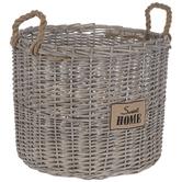 Sweet Home Wicker Basket - Large