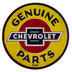 Chevrolet Genuine Parts Magnet