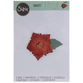 Sizzix Thinlits Poinsettia Bouquet Dies