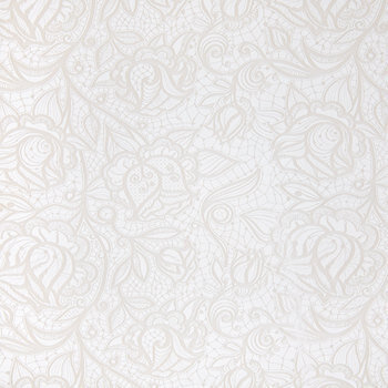 White Lace Table Cover