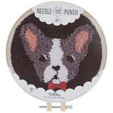 Bulldog Punch Needle Kit