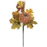 Pumpkin, Leaves & Berries Pick
