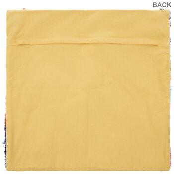 Pom Pom Boho Pillow Cover