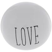 Love Decorative Sphere