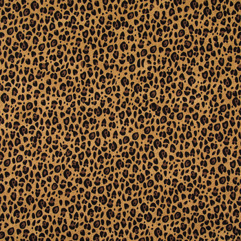 Cheetah Print Apparel Fabric