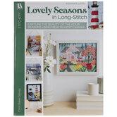 Lovely Seasons In Long-Stitch