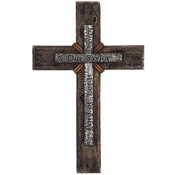 Our Savior Wall Cross