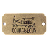 Be Strong Focal Pendant
