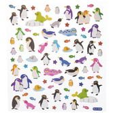 Penguin & Seal Stickers
