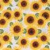 Sunflower Apparel Print Fabric