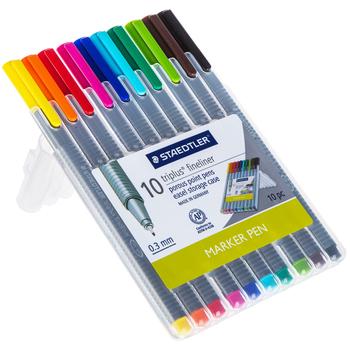 Triplus Fineliner Pens