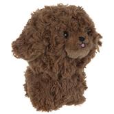 Brown Poodle Plush