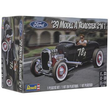 Ford '29 Model A Roadster Model Car Kit