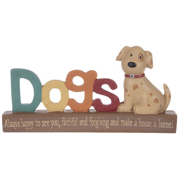 Dogs Always Happy To See You Decor