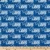 NFL Detroit Lions Cotton Fabric