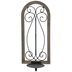 Swirl Arch Metal Wall Sconce