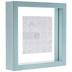Light Blue Float Frame - 4
