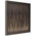 Ombre Veneer Framed Wood Wall Decor