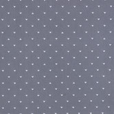 Gray & White Triangles Apparel Fabric