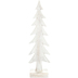 White Wood Grain Tree - Large