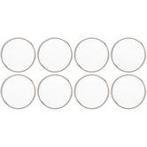 """Steel Rings - 2"""""""