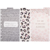 Leopard Classic Happy Planner Dashboard Dividers