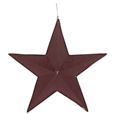 Star Metal Wall Decor