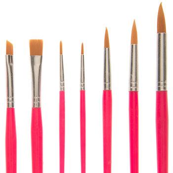 Decorator Brushes - 7 Piece Set