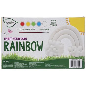 Paint Your Own Rainbow Kit