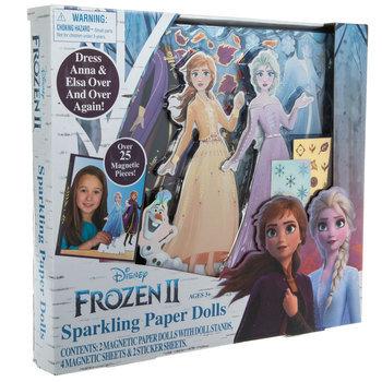 Frozen 2 Sparkling Paper Dolls Kit