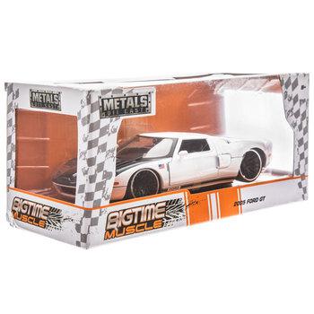 Big Time Muscle Die Cast Car