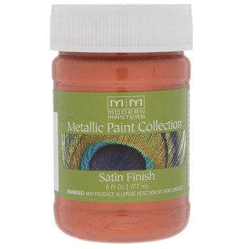 Copper Modern Masters Metallic Paint