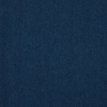 Indigo Washed Denim Fabric - 8 Ounce
