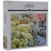Multi-Color Yarn Skeins Puzzle