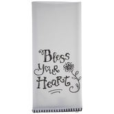 Bless Your Heart Kitchen Towel