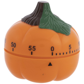 Orange Pumpkin Timer