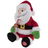 Animated Santa