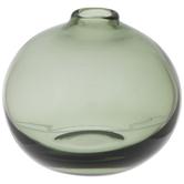 Round Glass Vase