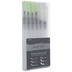 Master's Touch Water Brushes - 6 Piece Set